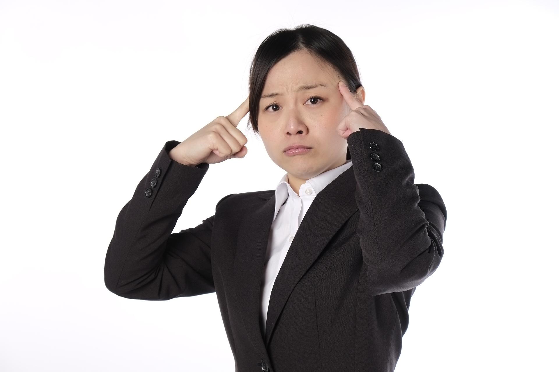 女性の職場の話